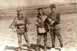 Фотогалерея Афганистан 1983-1984