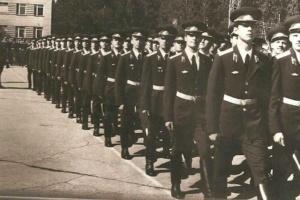 Фотогалерея НВВПОУ 1979-1983